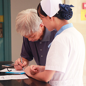 老年白癜风患者应保持什么心态