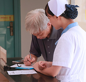 合肥白癜风医院讲解老年白癜风怎样保持好心态