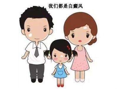 亳州遗传性白癜风有什么特点?